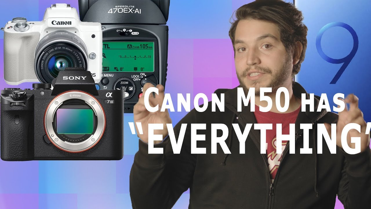 Canon's full-frame mirrorless camera leaks in vivid detail