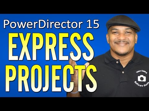 how-to-quickly-make-videos-using-express-projects-|-cyberlink-powerdirector-15-ultimate