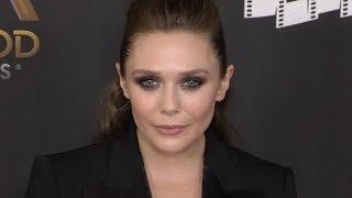 Elizabeth Olsen at Hollywood Film Awards 2017