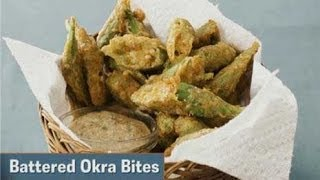 Apps in a Snap Battered Okra Bites Thumbnail