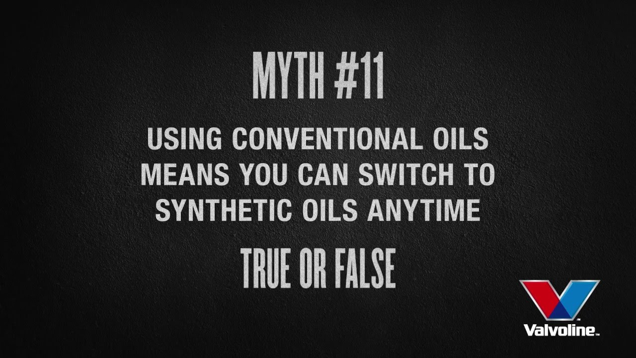 How to Switch to Synthetic Motor Oil advise