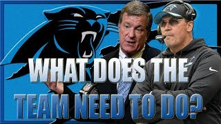 WHAT SHOULD THE CAROLINA PANTHERS FOCUS ON IN FREE AGENCY & THE DRAFT?   @Shellitronnn