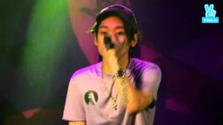 Jay Park Show Case You Know Feat Okasian Live