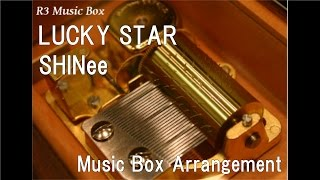 Gambar cover LUCKY STAR/SHINee [Music Box]