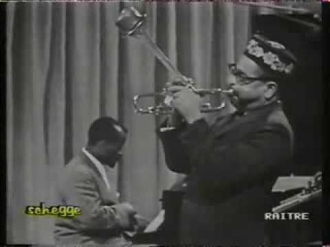 Dizzy Gillespie quintet - 1960