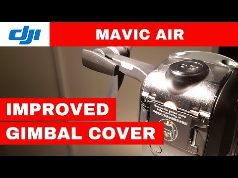 Mavic Air Gimbal Cover