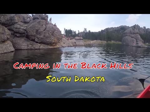 Camping In The Black Hills South Dakota