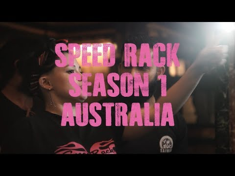 All Women Bartender Competition | Speed Rack Australia Finals | Drinks Network