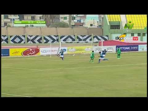 اهداف مباراة الشرقيه و طنطا 0-1  الدوري المصري 18-12-2016