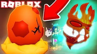 WE FOUND A MYSTERIOUS EGG AFTER BEATING THE GAME! (Roblox Ghost Simulator)