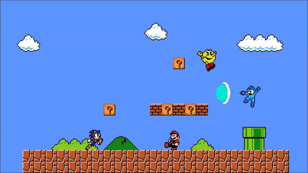 Super Smash Bros For Wii U3DS Theme 8 Bit VRC6