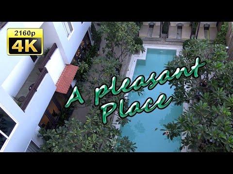 Anik Boutique Hotel in Phnom Penh - Cambodia 4K Travel Channel