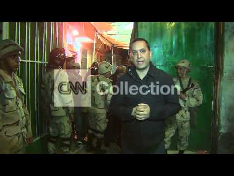 EGYPT VOTES ON CONSTITUTION - DAY 2 SMOOTHER
