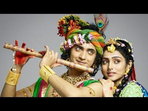 Radha krishna love status // jamuna kathe ras rame kanudo NE radha //