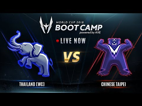 Rov : world cup 2018 (group stage) day 6 thwc vs tpe