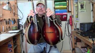 Mandola vs mandolin