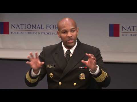 FIRESIDE CHAT - VADM JEROME M. ADAMS, MD, MPH SURGEON GENERA