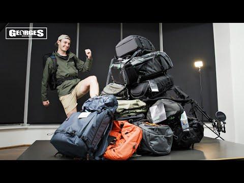 Best Camera Backpacks For Trekking & Hiking! (Shimoda, F-Stop, Lowepro, Mindshift)