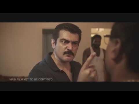 Yentha Vaadu Gaanie Official Trailer | Ajith, Harris Jayaraj, Trisha, Anushka