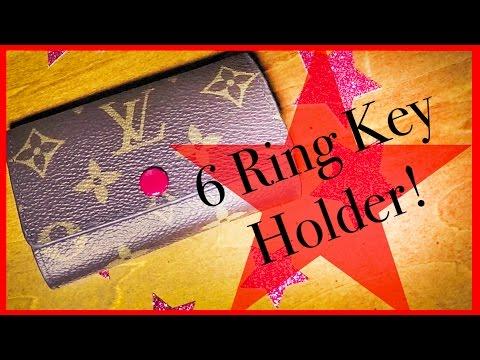 louis-vuitton-6-ring-key-holder- -red-star-reviews