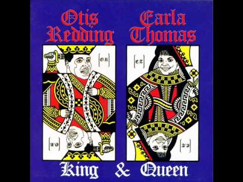 Otis Redding King And Queen