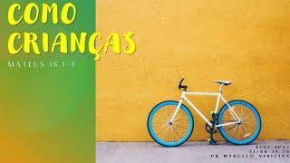 IP Central de Itapeva - LIVE - Pr. Marcelo Vinicius - 31/08/2020