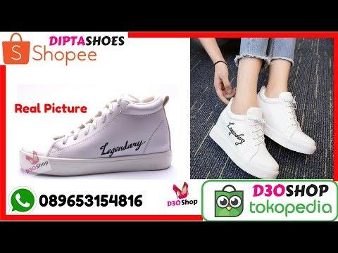 Jual Sepatu Boots Wanita Online Grosir Murah | Sepatu Boots Wanita Murah Bagus Terlaris 089653134816