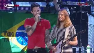 Maroon 5 - Wont Go Home Without You  Rock In Rio 2011