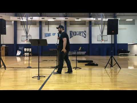 CHAPEL at Dominion Christian School [Speaker: Shawn Cox]