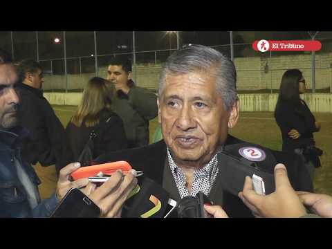 "Nuevo sistema lumínico del estadio ""La Tablada"""