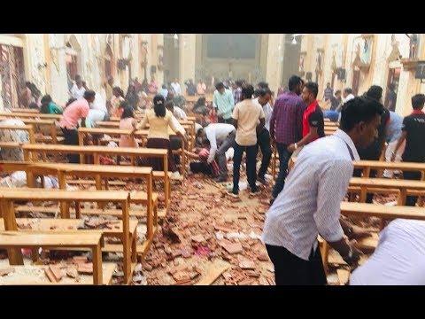 ارتفاع حصيلة اعتداءات سريلانكا إلى 129 قتيلا  - نشر قبل 3 ساعة