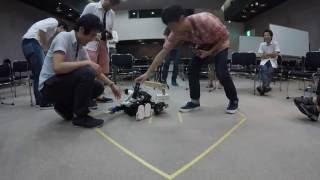 つくばロボットハッカソン03
