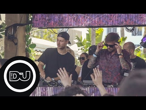 Mat.Joe Live From DJ Mag's Pool Party Miami 2018