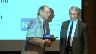 Centennial C.-E.A. Winslow Medal Award: Anthony S. Fauci, MD
