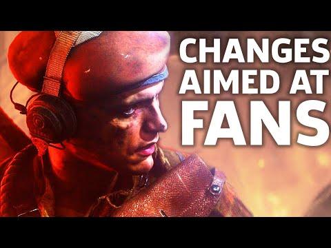 Battlefield V Aims New Mechanics Towards Old Fans | E3 2018 thumbnail