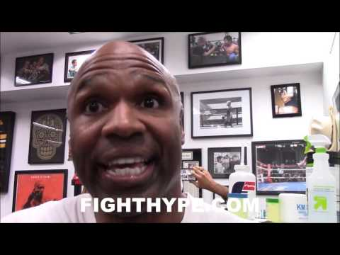 CHRIS BYRD GIVES EPIC COMPARISON OF VITALI AND WLADIMIR KLITSCHKO; ONE TOUGHER, BUT ONE HITS HARDER