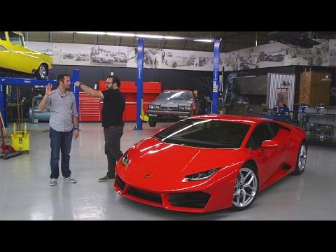 Just Showed Up: '17 Lamborghini Huracan LP 580-2 (w/Jonny Lieberman) – Daily Fix