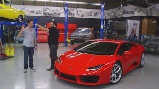Just Showed Up: '17 Lamborghini Huracan Lp 580-2 (W/Jonny Lieberman) – Daily Fix
