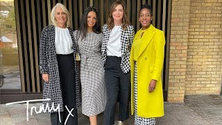 Check Out These Checks | TRINNY
