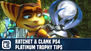 Ratchet & Clank PS4: Platinum Trophy Tips