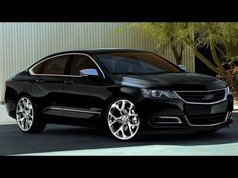 2018 Chevy Impala - YouTube