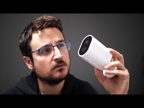 XIAOMI Outdoor Wireless Camera Review | Mijia CMSXJ11A