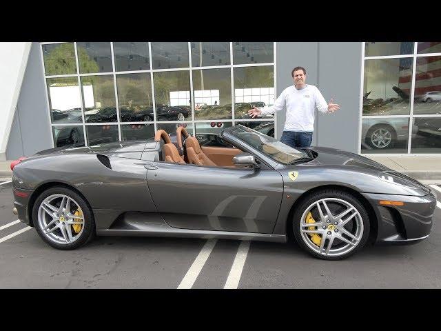 The Ferrari F430 Is a Great Used Ferrari Value
