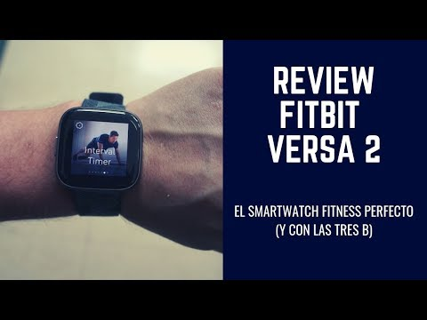Review Fitbit Versa 2 | Un smartwatch fitness perfecto (y barato)