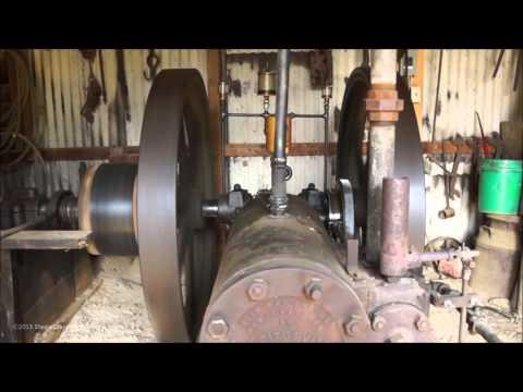ACAEC Oil Co. Wick Lease No. 1 - 15 Hp Olin hot tube engine