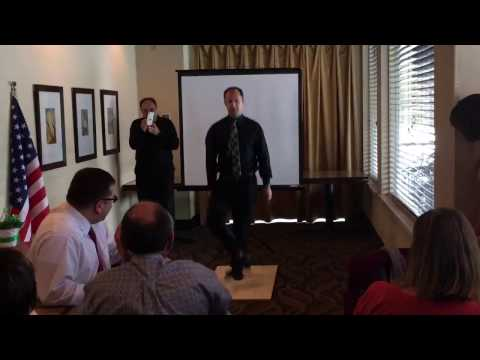 Sean Sullivan Irish Dance - Brecksville Chamber of Commerce - St Patrick's Day - Fitness Together