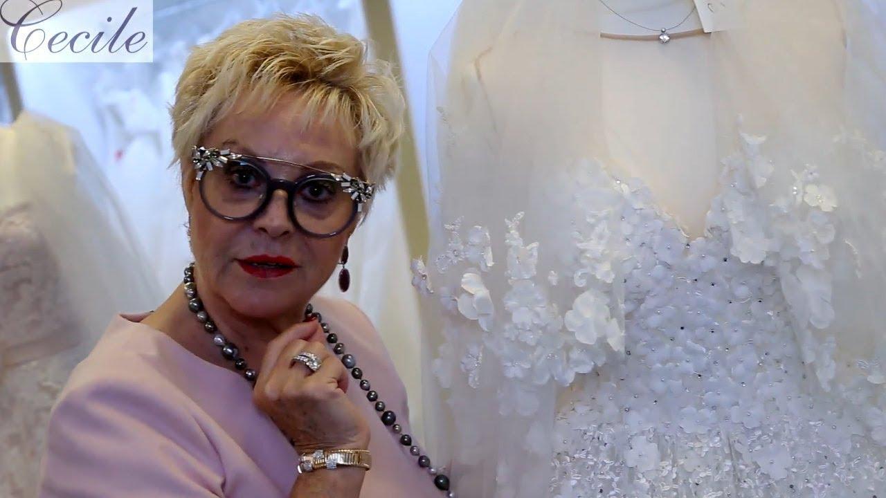 Brautkleid-Trends 2018: Ivory-Blush-Pink & mehr - YouTube