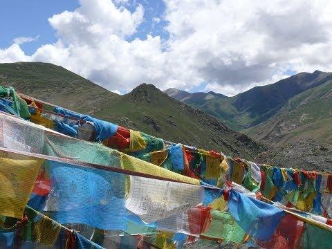 Mon voyage au Tibet et au Népal