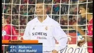 liga 2002-03 Mallorca 1-Real Madrid 5 sample-todos los goles