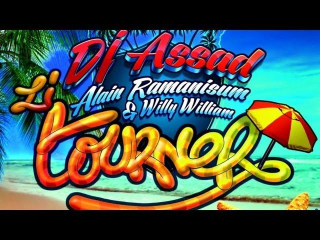 Dj Assad Ft Alain Ramanisum Willy William Li Tourner Official Lyrics Video